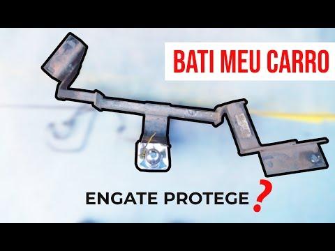 ENGATE: PROTEGE OU NÃO PROTEGE? | FORD KA | BATI MEU CARRO #VLOG11