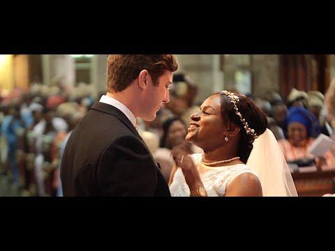 Toyin & Edward - Nigerian/English Wedding
