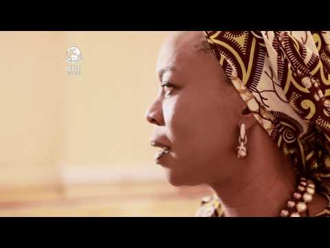 Toyin Saraki backstage interview at 'Reducing Domestic Violence' launch