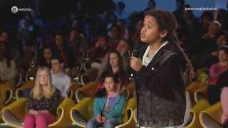 Jair - Vlinders In Mijn Buik | TV-auditie Junior Songfestival 2015