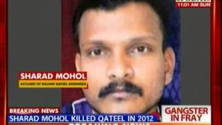 Gangster Mohol to content polls from Kothrud in Pune