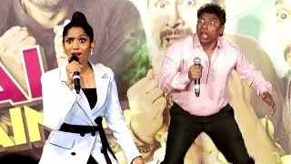 Johnny Lever Vs Daughter Jamie Lever's FUNNY Mimicry & Stand Up Comedy  Kangana Ranaut Roasting
