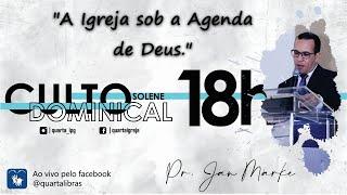 A Igreja sob a agenda de Deus