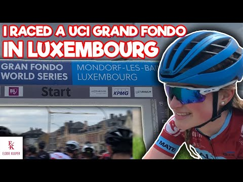 I Raced a UCI Grand Fondo (Andy Schleck Grand Fondo) - My First Vlog!