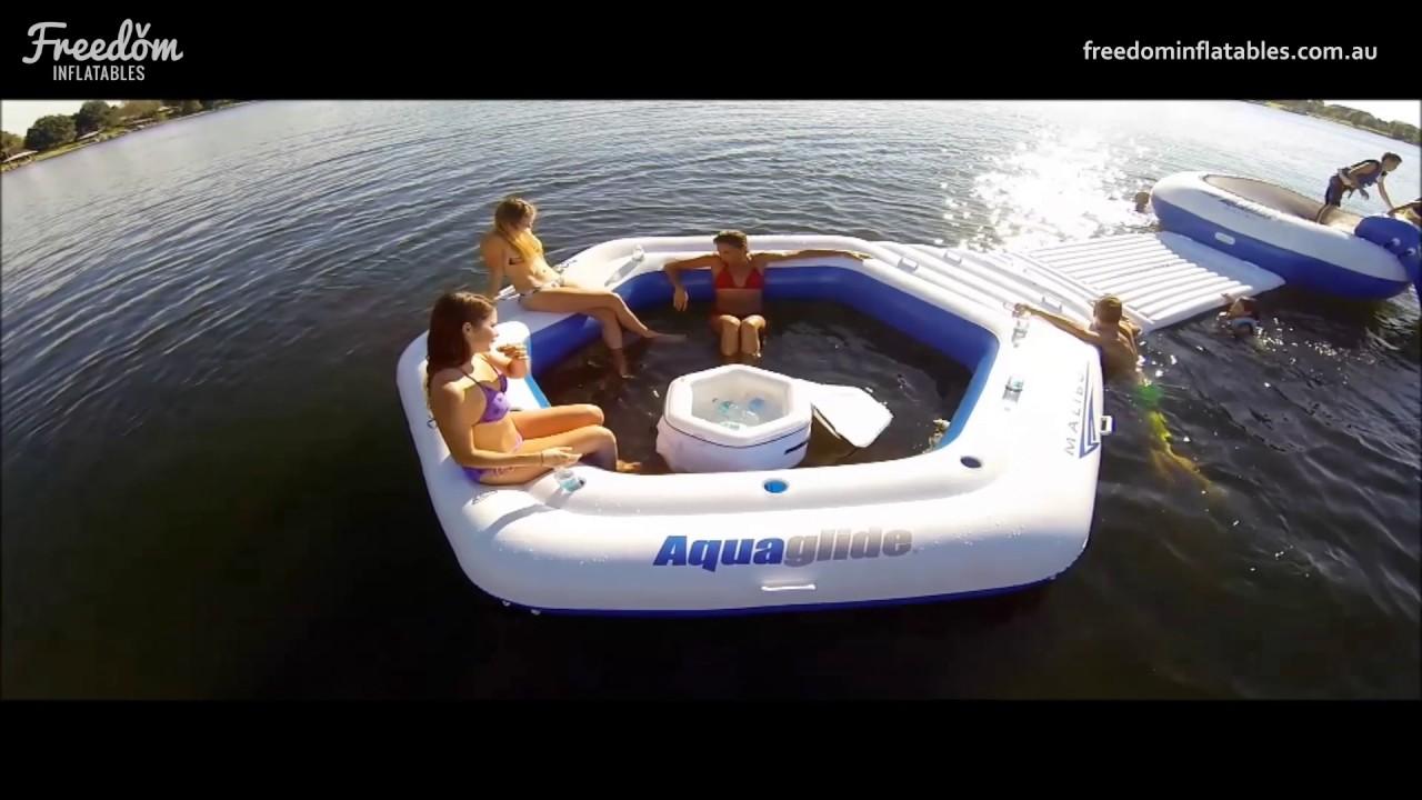 Aquaglide Malibu Inflatable Lounge