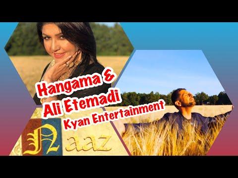 Hangama & Ali Etemadi 'Naaz, A Romantic Ghazal' New Afghan Song 2018 @ Kyan Entertainment