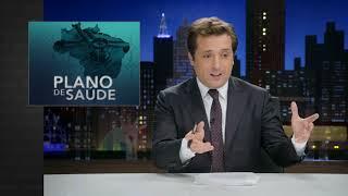 GREG NEWS com Gregório Duvivier | PLANO DE SAÚDE