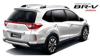 2020 HONDA BR-V Redesign - Interior, Exterior and Features (7-Seater Crossover)