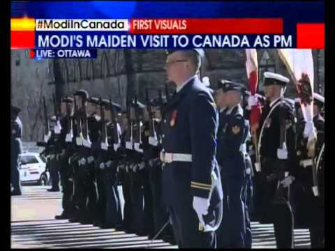 Narendra Modi reaches Canada; to focus on energy, investments