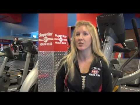 Superior Health Club- Sandy Dillon Group Fitness Director