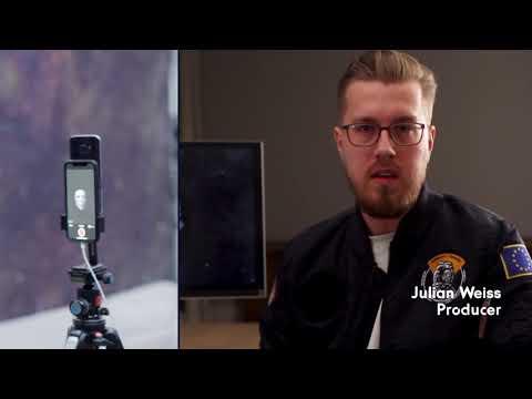 Die Fantastischen Vier - Tunnel AR App Making Of Teil 1 / Augmented Reality Musikvideo