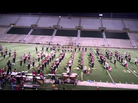 Mighty Maroon Band 2011 UIL
