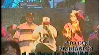 daddy yankee - sin jockey  (en vivo) reggaeton festival 2003