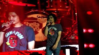 "Gambar cover ""Perhatikan Rani - Tunggu Aku di Jakarta"" Sheila on 7 Live at Konser Ayo Indonesia Bisa Clear"