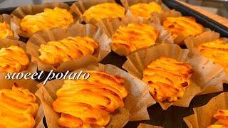 Sweet potato | Olive Kitchen's recipe transcription