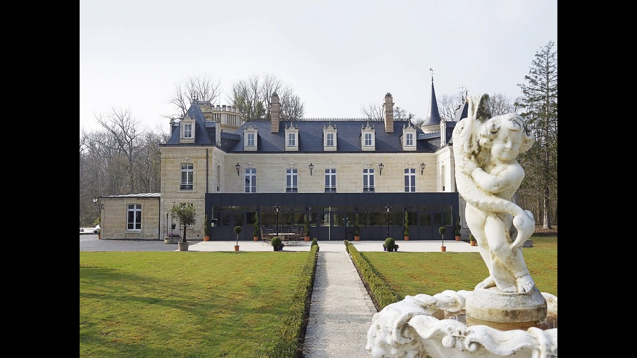 Restaurant Chateau Breuil