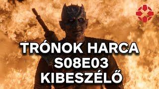 A meglepetések csatája - Trónok harca S08E03 kibeszélő + NYEREMÉNYJÁTÉK
