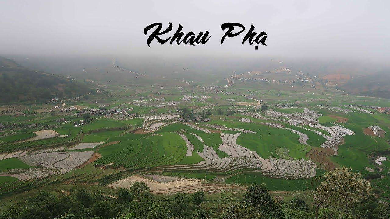 Phượt MÙ CANG CHẢI (Tập 1) | Chinh phục đèo KHAU PHẠ 1 trong 4 đèo cao nhất Tây Bắc ✦ GÁI BẢN ✦