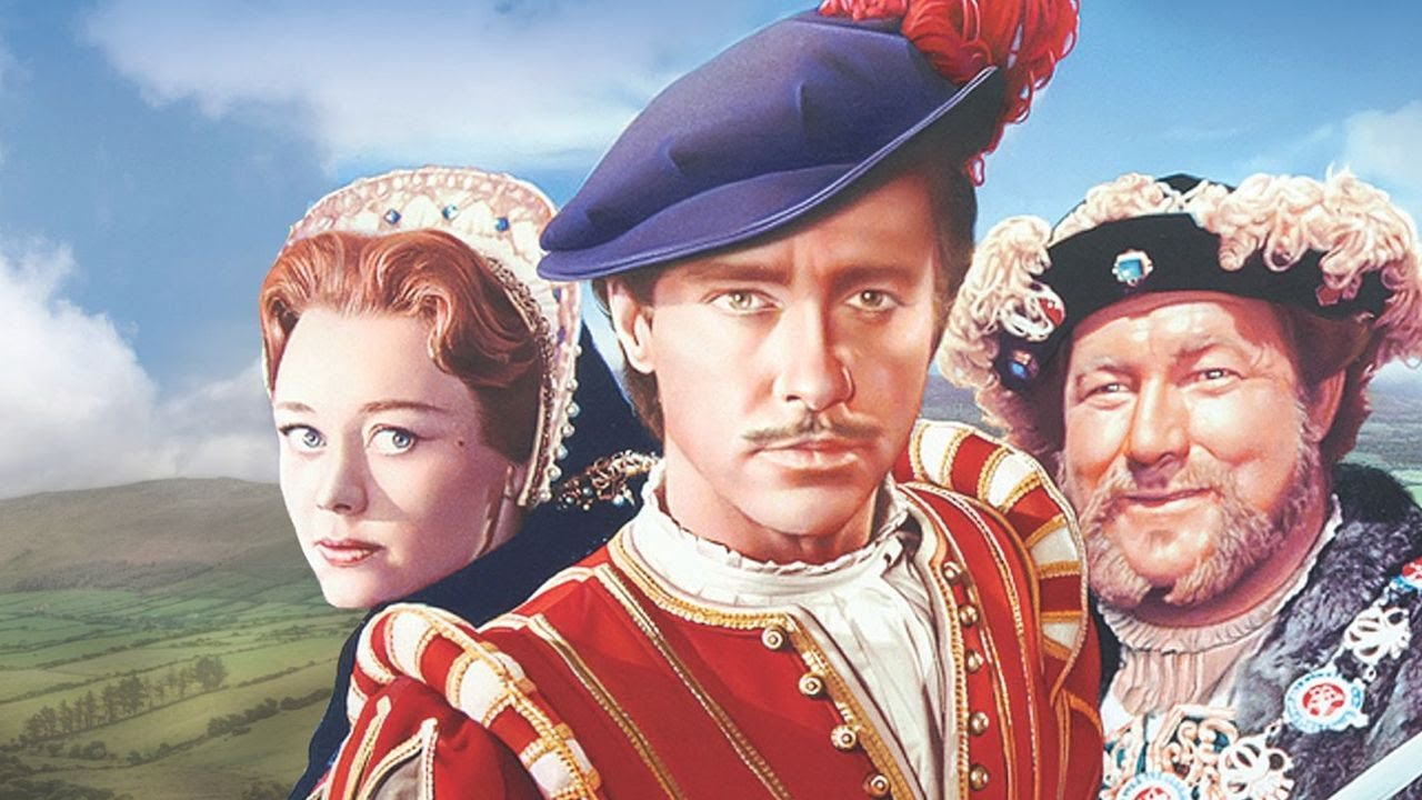 Download CLASSIC MOVIE - The Sword and the Rose -1953