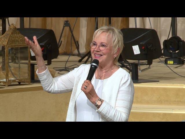 24 Juni 2018 Söndagsmöte med Linda Bergling