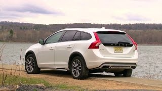 2015.5 Volvo V60 Cross Country - TestDriveNow.com Review by Auto Critic Steve Hammes | TestDriveNow