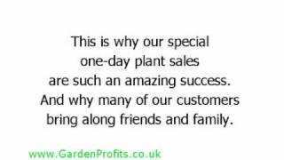 Gardening For Profit Start Your Own Part-Time Business