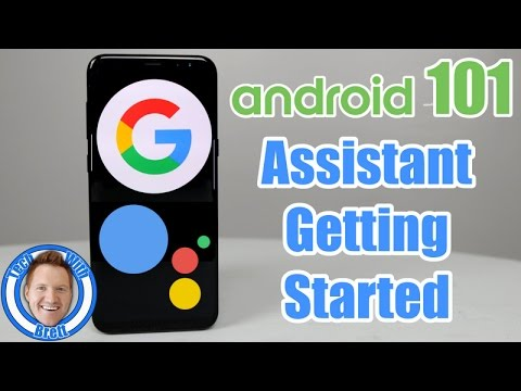 Android 101: Google Assistant | Android Voice Control