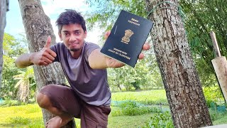 How to apply for PASSPORT - কেনেকৈ বনাব Dimpu Baruah