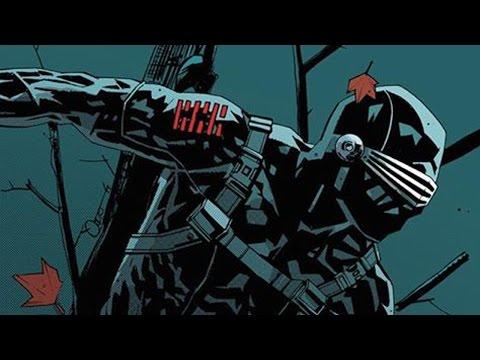 Death of Snake Eyes Review GI Joe #213