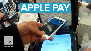 Testing out Apple Pay in the Big Apple | Mashable