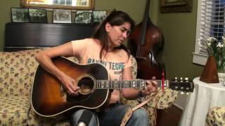 """Yvette Landry playing her song """"Friday Night Special"""""""