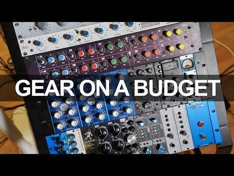 GET ANALOG GEAR ON A BUDGET