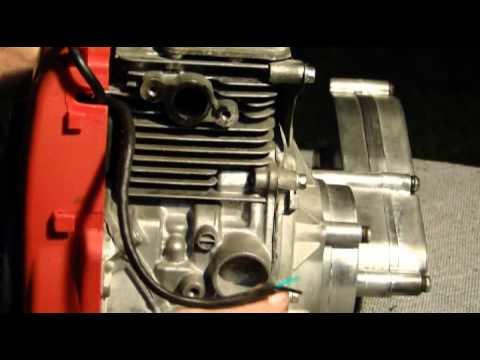 Motor Bicimoto 50cc. 4 Tempos - Atos gerais