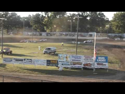 red cedar speedway super stock 7/8/16