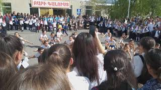 Танец детей на 1 ое сентября 2 Дзорагюх