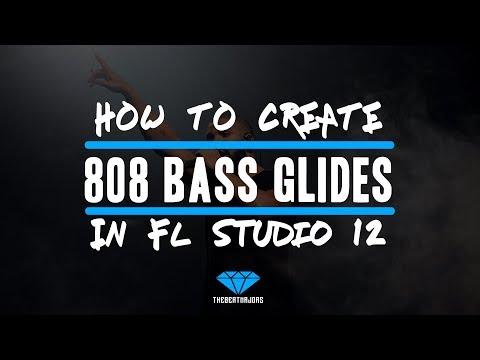 How To 808 Bass Slide In FL Studio | @TheBeatMajors