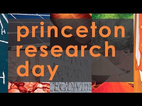 Princeton Research Day