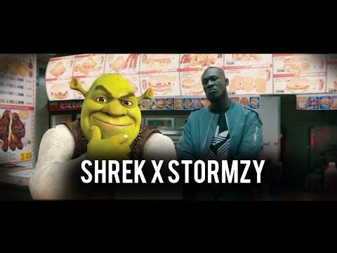 Too Big For Your Boots - STORMZY x SHREK