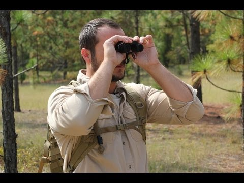 Black Scout Quick Tips - Binoculars in Your Bugout Bag