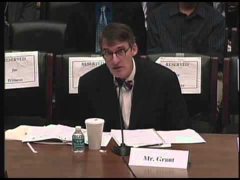 Ron Paul Hearing on the Fed's Manipulation of Interest Rates -- 9/21/12
