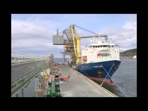 Jumbo Shipping time lapse video