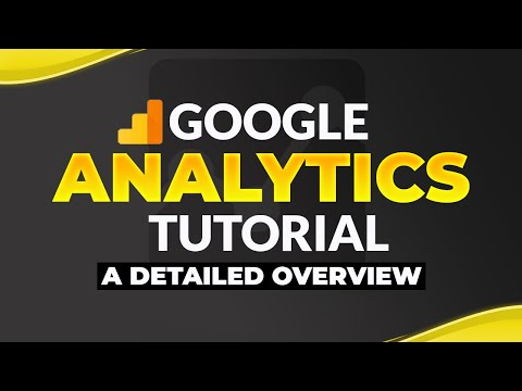 Google Analytics Tutorial In 2020 | How To Use Google Analytics - FULL Overview And Installation