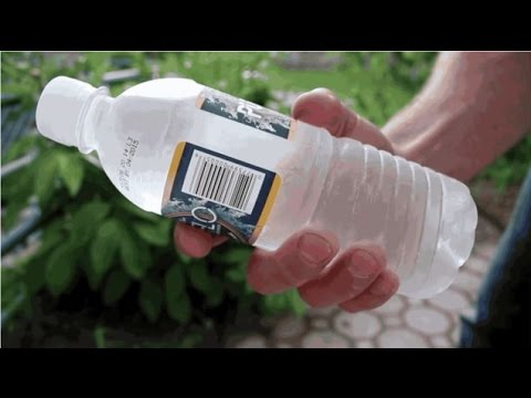How To COOL Down A Bottle Of Water SUPER FAST (HD)