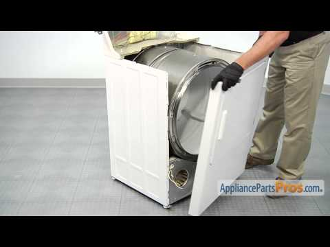 Dryer Drive Belt (part #WE12M29) - How To Replace