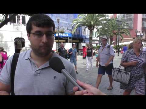 What do the Gibraltarians think about Brexit?