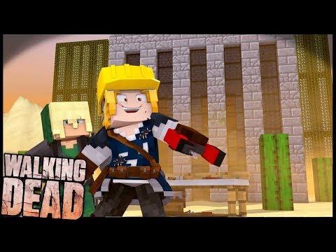 REFORMANDO NOSSO PREDIO!! - Walking Craft #27: Minecraft