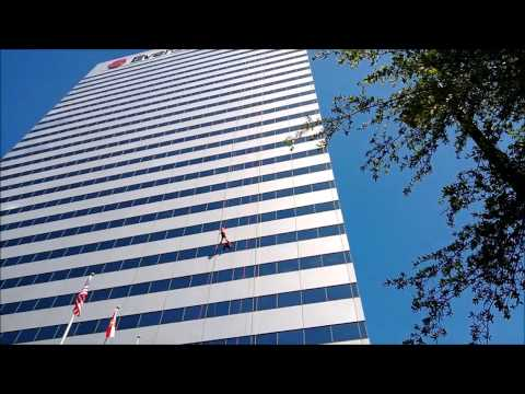 Mr Biggs Rappels EverBank Building