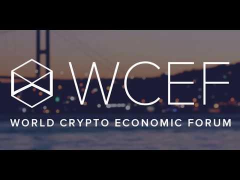 Pineapple @ World Crypto Economic Forum 2018 - San Francisco