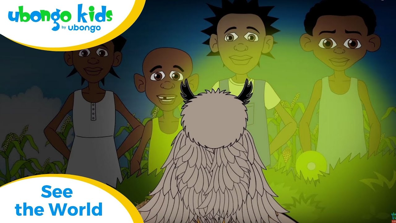 EPISODE 22: See the World | Ubongo Kids | African Educational Cartoons