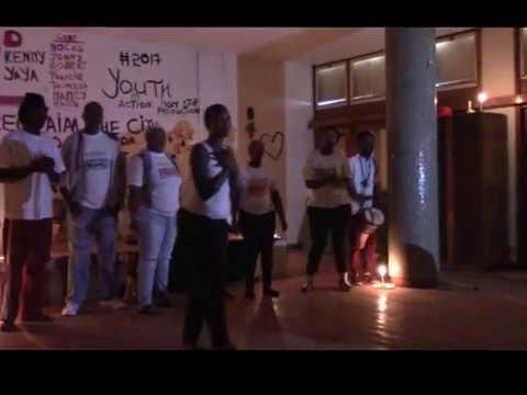 Ungubani wena - Nocks [Afternoon of Art and Activism at Ahmed Kathrada House]